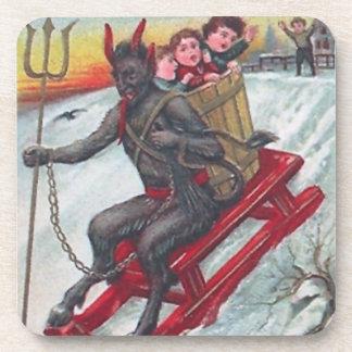 Krampus Sled Coaster