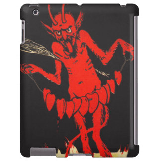 Krampus Switch Hearts On A String