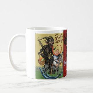 Krampus X3 Mug
