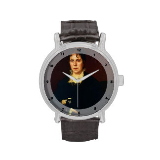 Kramskoy-Retrato de Ivan de Sofía Kramskoy Relojes