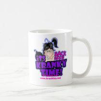 Krankies Ink. Kranky Time Mug