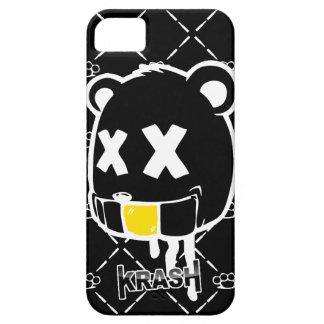 Krash The Dead Bear iPhone 5 Covers