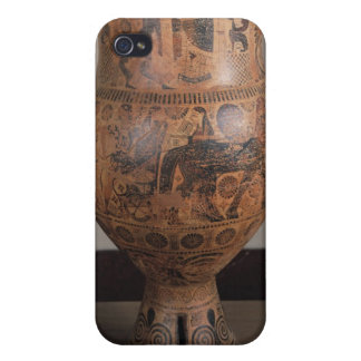 Krater depicting the departure of Hercules iPhone 4 Covers