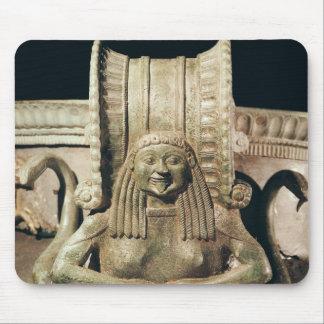Krater, detail of the handle mouse pad