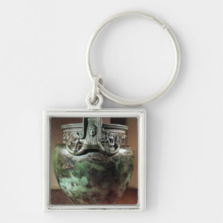 Krater, from the Tomb of a Princess of Vix Keychain