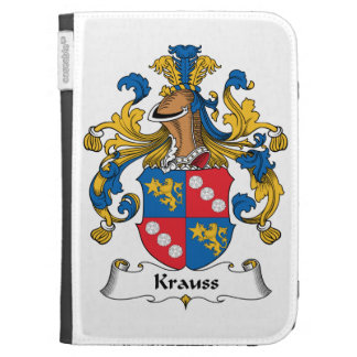 Krauss Family Crest Case For Kindle