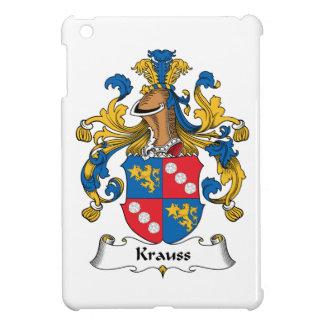 Krauss Family Crest iPad Mini Covers