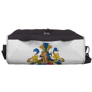 Krauss Family Crest Laptop Bags