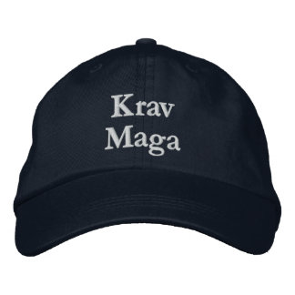 Krav Maga Adjustable Hat