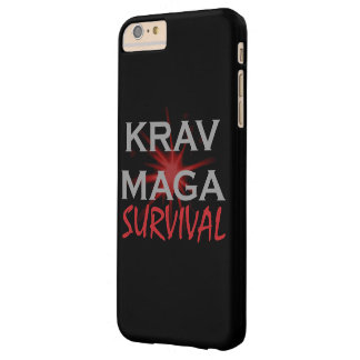 Krav Maga Barely There iPhone 6 Plus Case