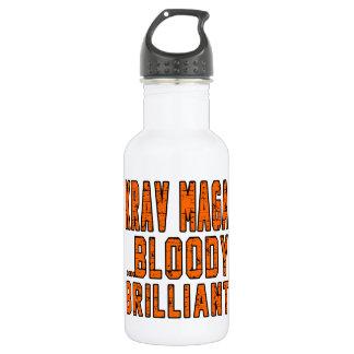 Krav Maga Bloody brillante