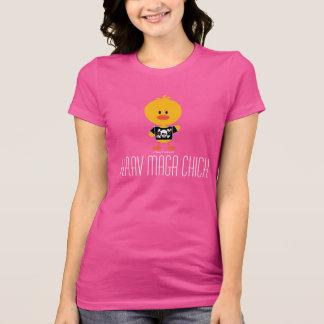 Krav Maga Chick Tshirts