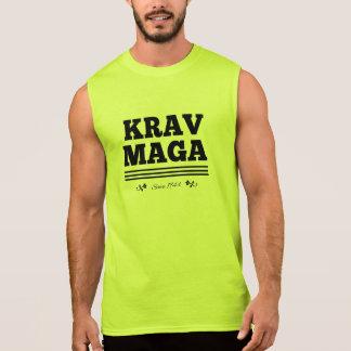 Krav Maga desde 1944 Camiseta Sin Mangas