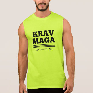 Krav Maga desde 1944 Playeras Sin Mangas