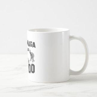 krav maga design mugs