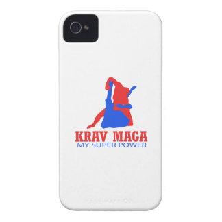 Krav Maga Designs iPhone 4 Case-Mate Cases