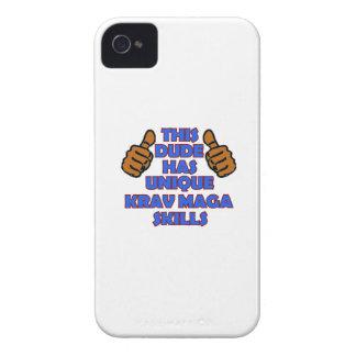 Krav maga Designs iPhone 4 Cases