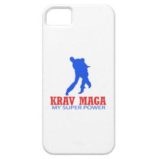 Krav Maga Designs iPhone 5 Covers