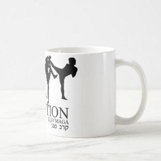 Krav Maga Evolution Cap Coffee Mugs
