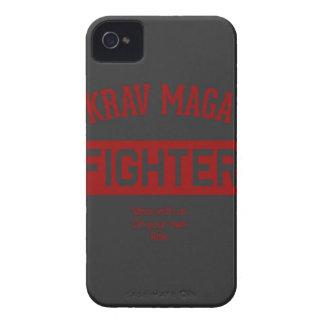Krav Maga Fighter iPhone 4 Case