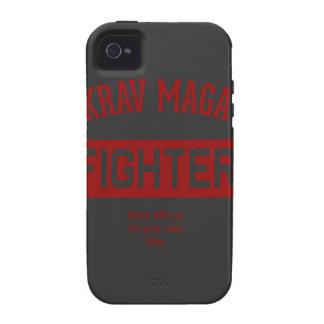 Krav Maga Fighter Vibe iPhone 4 Case