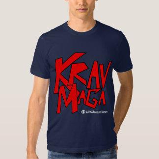Krav Maga - Fit and Fearless Shirt