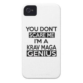 KRAV MAGA GENIUS DESIGNS iPhone 4 Case-Mate CASE