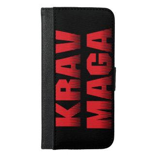 Krav Maga iPhone 6/6s Plus Wallet Case