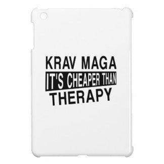 KRAV MAGA IT'S CHEAPER THAN THERAPY iPad MINI CASE
