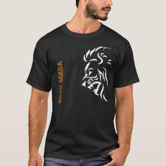 kRAV MAGA Lion T shirt