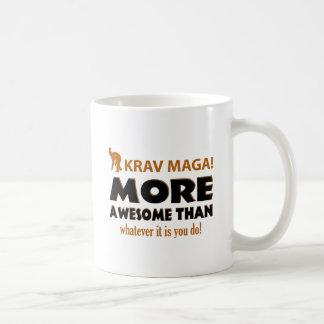 Krav Maga Martial arts gift items Mug