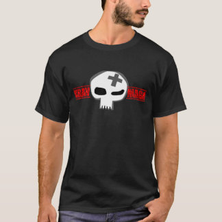 Krav Maga - Never Scared T-Shirt