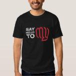 Krav Maga - No Rules...Just Fight -two sided print T-shirt