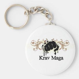 Krav Maga Punch Keychain