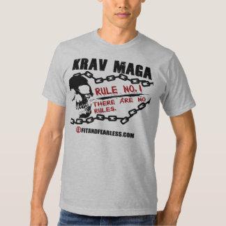 Krav Maga - Rule No. 1 Shirt
