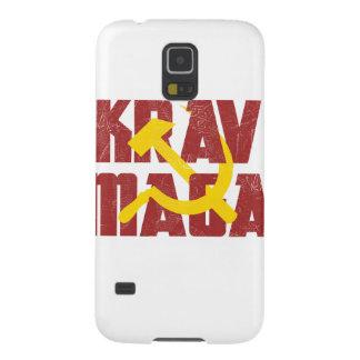 Krav Maga Rusia Unión Soviética Carcasa Para Galaxy S5