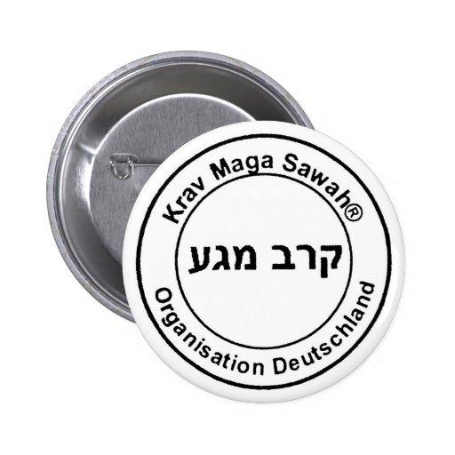 Krav Maga Sawah Organisation Deutschland Button