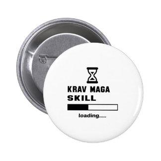 Krav Maga skill Loading...... Pinback Button
