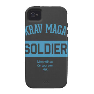 Krav Maga Soldier Case For The iPhone 4