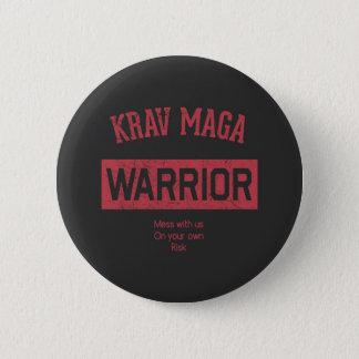 Krav Maga Warrior Button