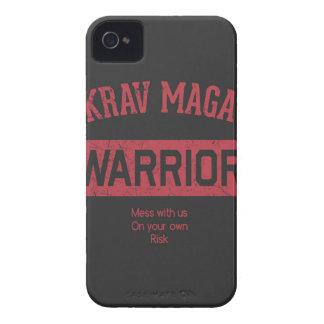 Krav Maga Warrior Case-Mate iPhone 4 Cases