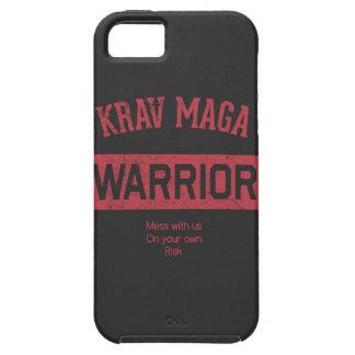 Krav Maga Warrior iPhone 5 Cover