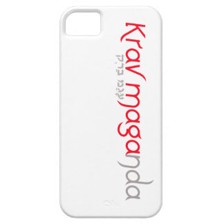 Krav Maganda Phone Case iPhone 5 Case