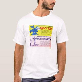 Krazy Kat 1927 silent movie exhibitor ad T-Shirt