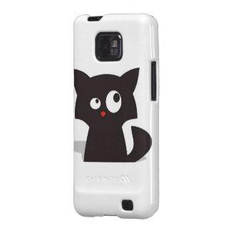 Krazy Kat Samsung Galaxy S2 Carcasa