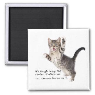 Krazy Kitten Magnet