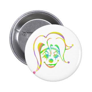Krazy Klown Buttons