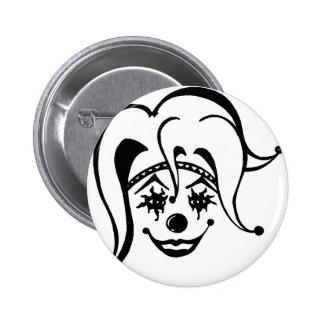 Krazy Klown Button