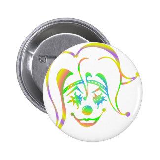 Krazy Klown Pin