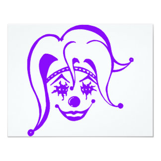 Krazy Klown Card